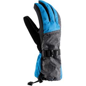 Viking Europe Tuson Rękawiczki Mężczyźni, szary/niebieski